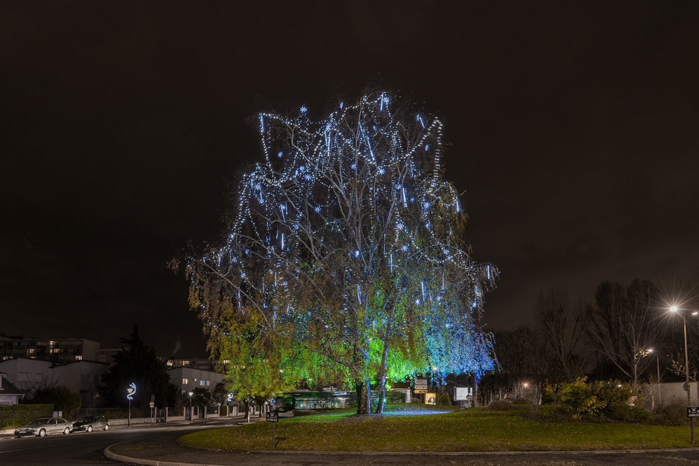 Illumination Le Pecq 2019