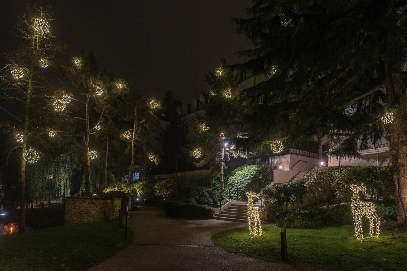 Illumination Plessis parc 2019